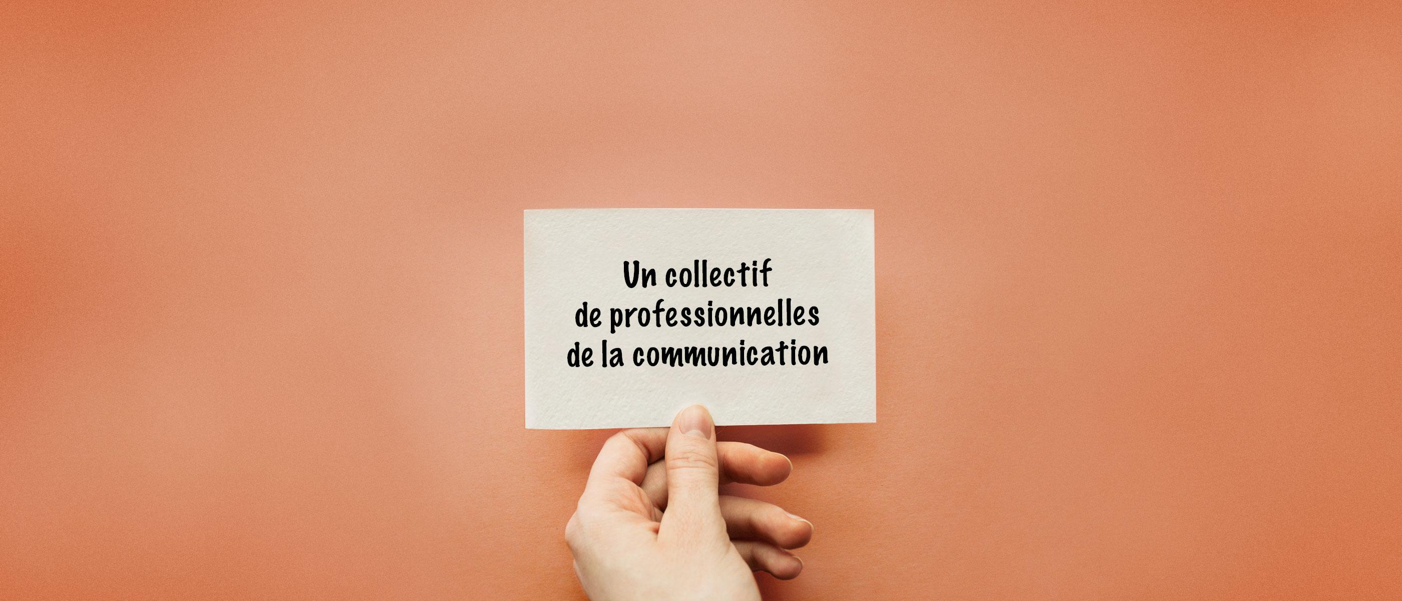 Les associées collectif de communicantes