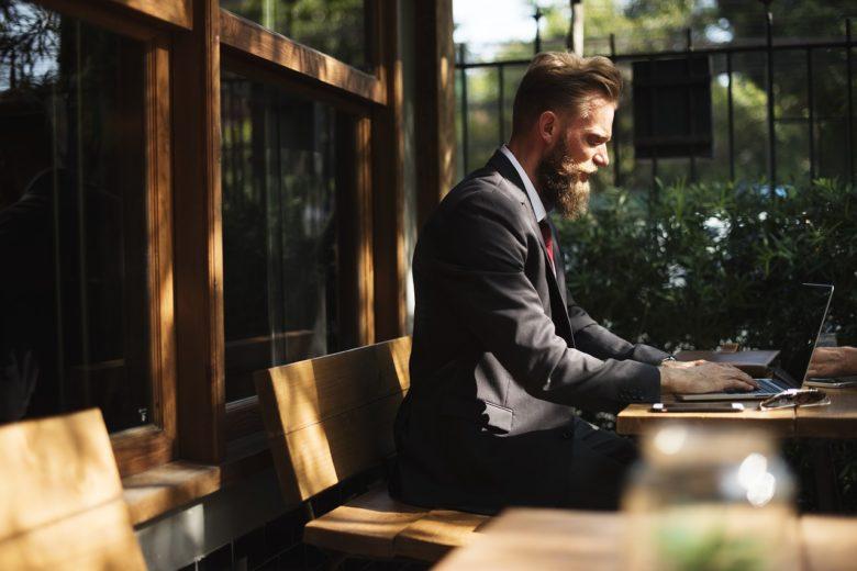 chef d'entreprise communication web